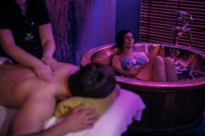 Copper Tub Treatments