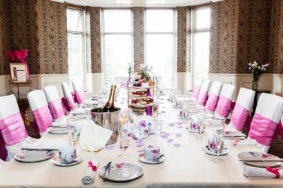 Stradey Park Hotel private dining