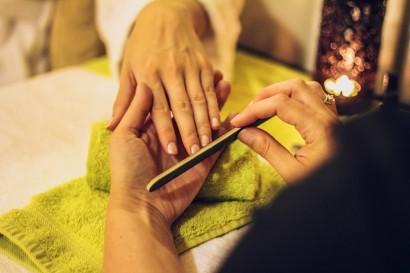 Stradey Park Hotel Parc Spa manicure
