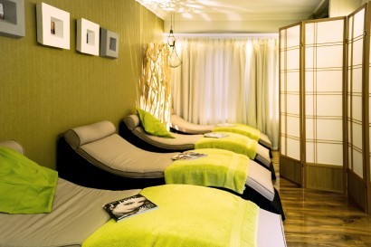 Stradey Park Hotel Parc Spa relaxation