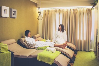 Stradey Park Hotel Parc Spa treatment