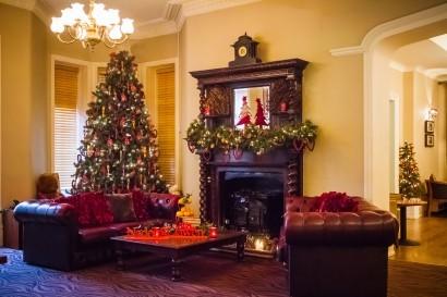 Stradey Park Hotel Christmas