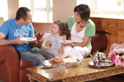 Stradey Park Hotel family treat