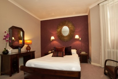 Stradey Park Hotel luxury double room