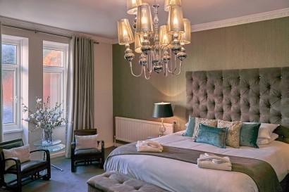 Stradey Park Hotel bridal suite