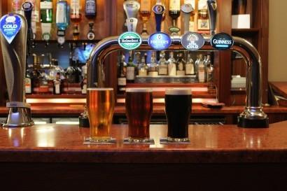 Stradey Park Hotel Parc Bar drinks