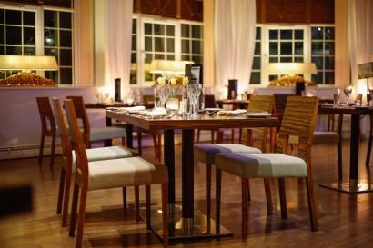 Stradey Park Hotel Samphires Restaurant