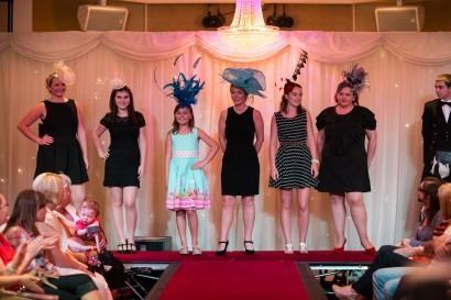 Stradey Park Hotel Fashion show