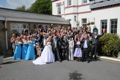 Stradey Park Hotel wedding