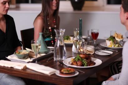 Stradey Park Hotel dining