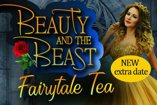 Beauty and the Beast Tea