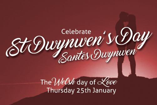 St Dwynwen's Day celebration