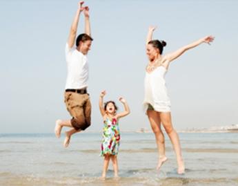 Family Summer Escape
