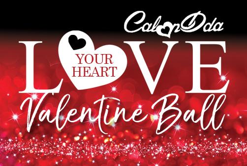 Love your Heart ball