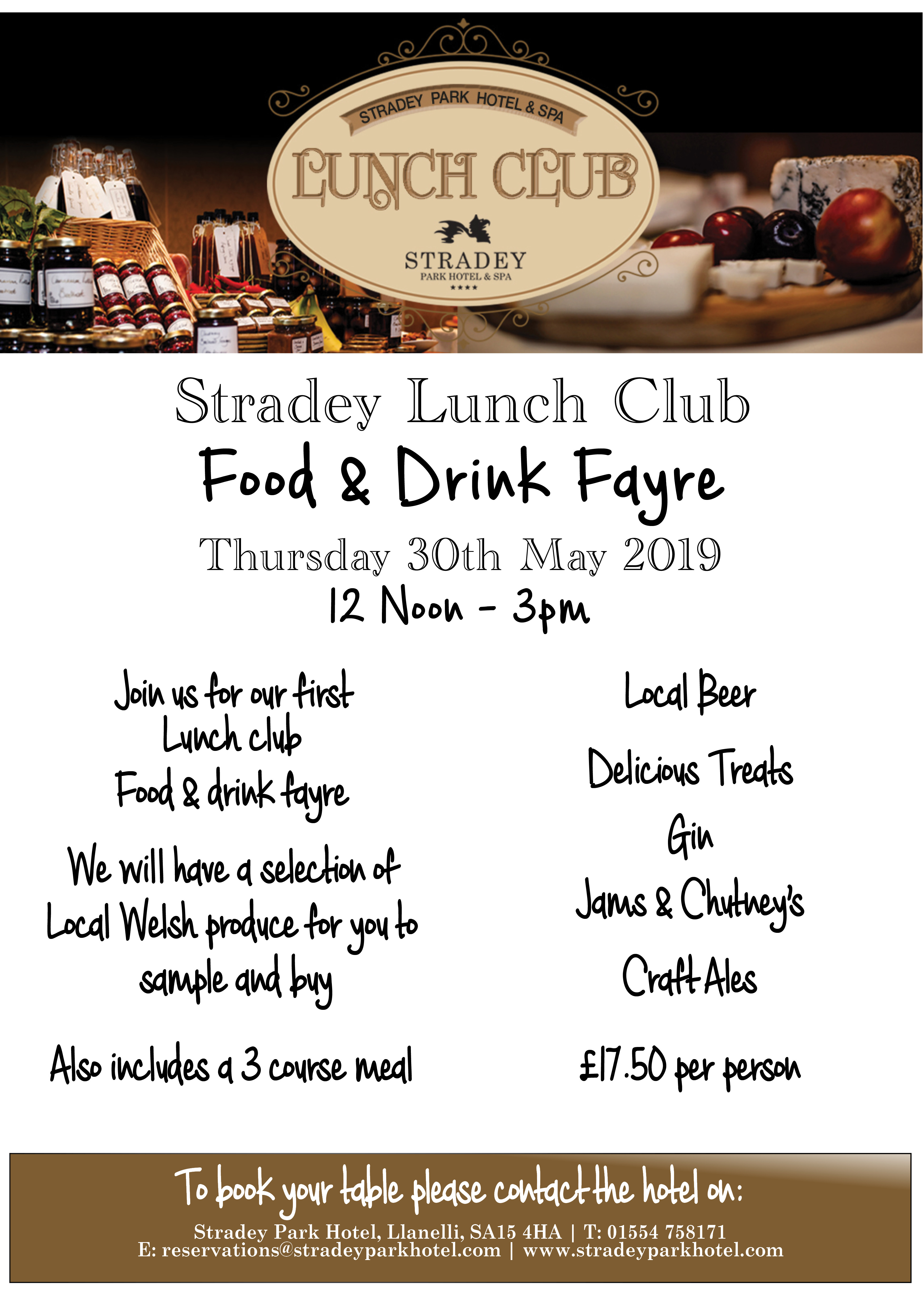 Lunch Club Food & Drink Fayre