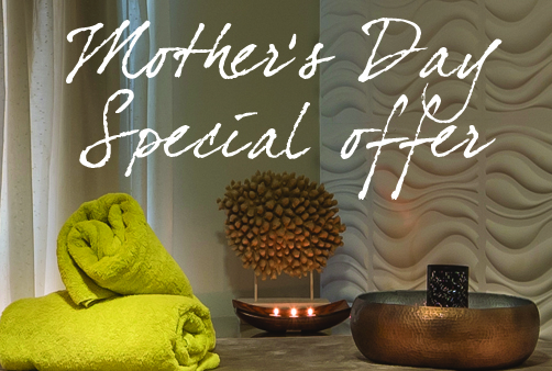 Mother's Day Spa Offer