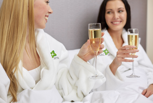 Spa & Stay offer