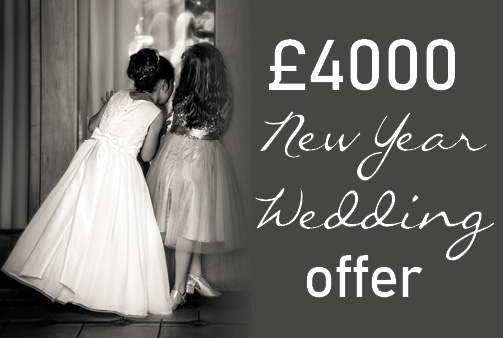 New Year Wedding 2019 offer