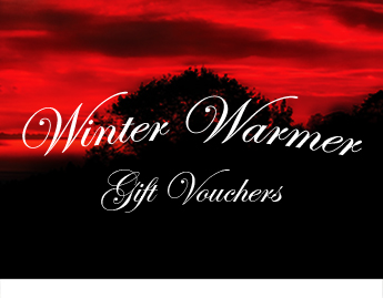 Winter Warmer Gift Vouchers