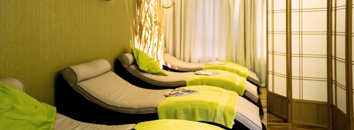 Relax, revitalise, energise